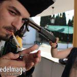 Pirata fumando