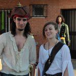 Camaradas piratas