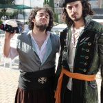Capitanes piratas