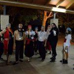 Piratas amenazantes en TdN