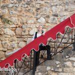 Escaleras de la Torre del Homenaje