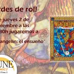 Campaña de Changelin en Dune Comics (Granada)