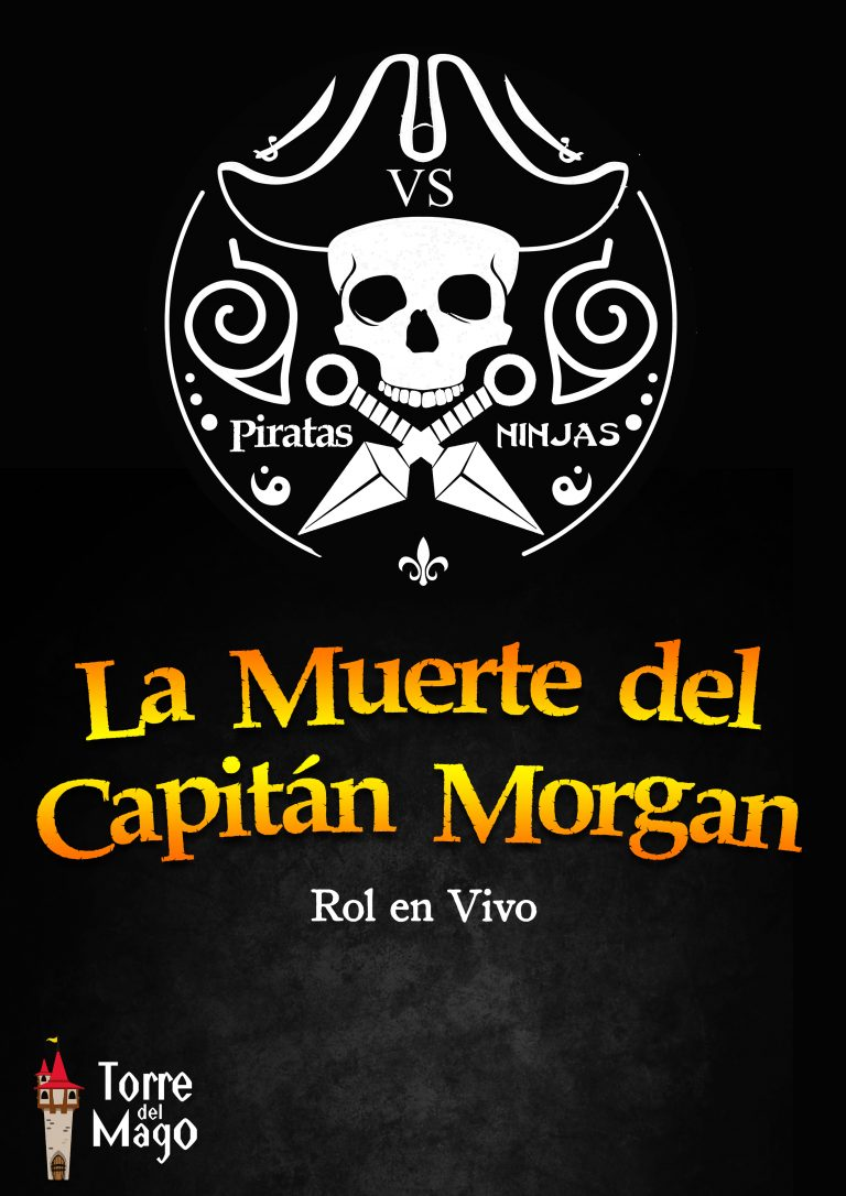 La muerte del Capitán Morgan