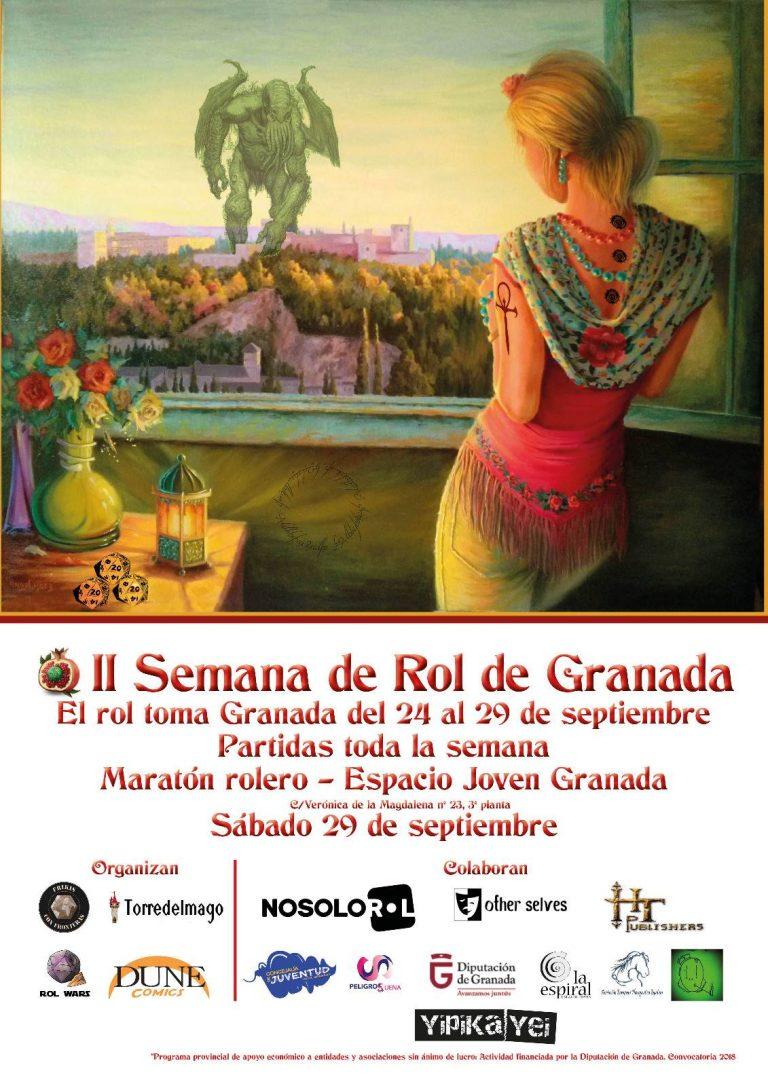 Semana del Rol de Granada