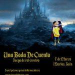 Inscripciones del ReV «Una Boda de Cuento» (07/04/20 – Martos, Jaén)